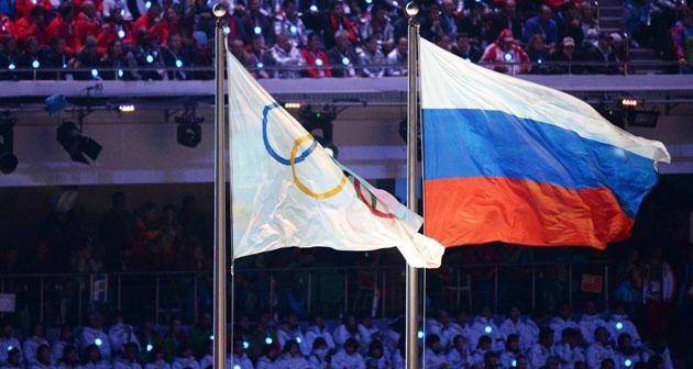 Хуй на открытие олимпиады
