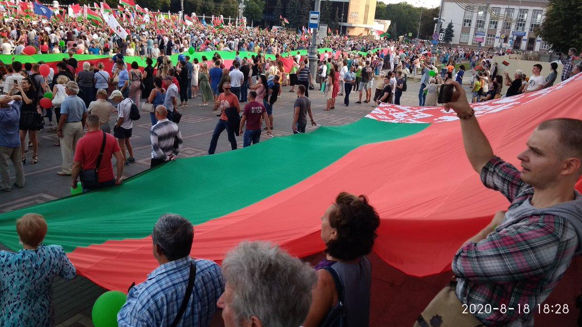 Белоруссия: куда идёт страна?