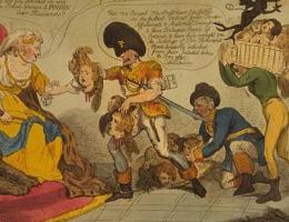 (13)Царская забава 1795 г