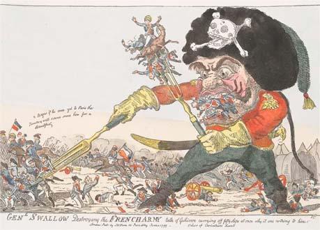 (2)Ген Суворов пожирает французскую армию копия