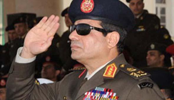 Генерал Абдель Фаттах  аль-Сисси