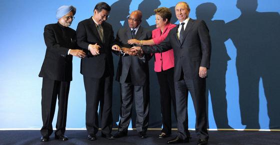 Brics avançam na criação de FMI próprio